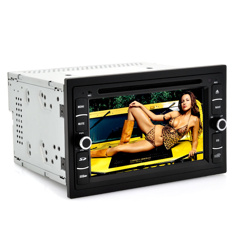 Android Car DVD Player 'Road Frenzy' - 6.2 Inch Touch Screen, GPS, Wi-Fi, 3G, Samsung SPC210 1.0GHz (2 DIN)