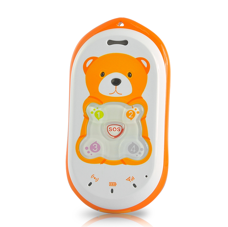Children's Mobile Phone - GPS Tracking, SOS Calls, Voice Monitoring