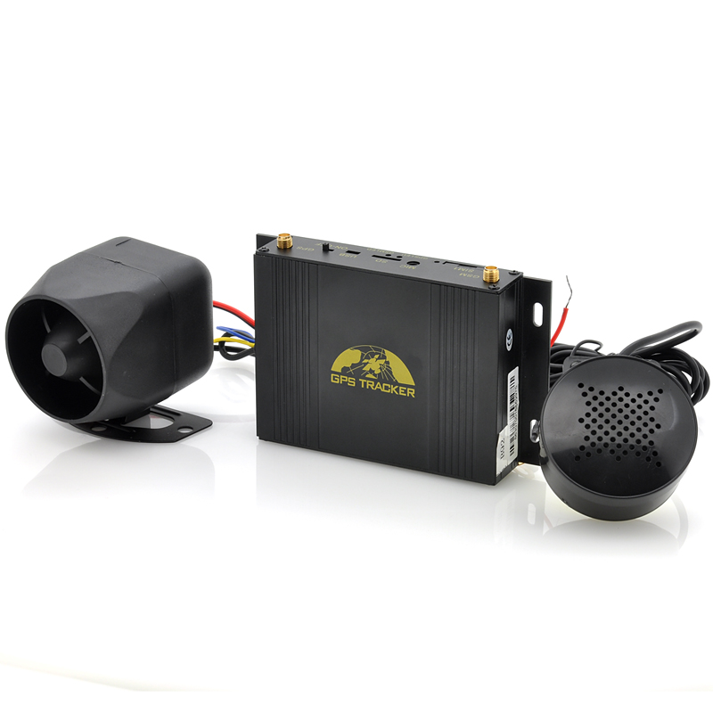 GPS Car Tracker 'Argus' - 2 Way Voice Communication, Central Locking System, Live Tracking