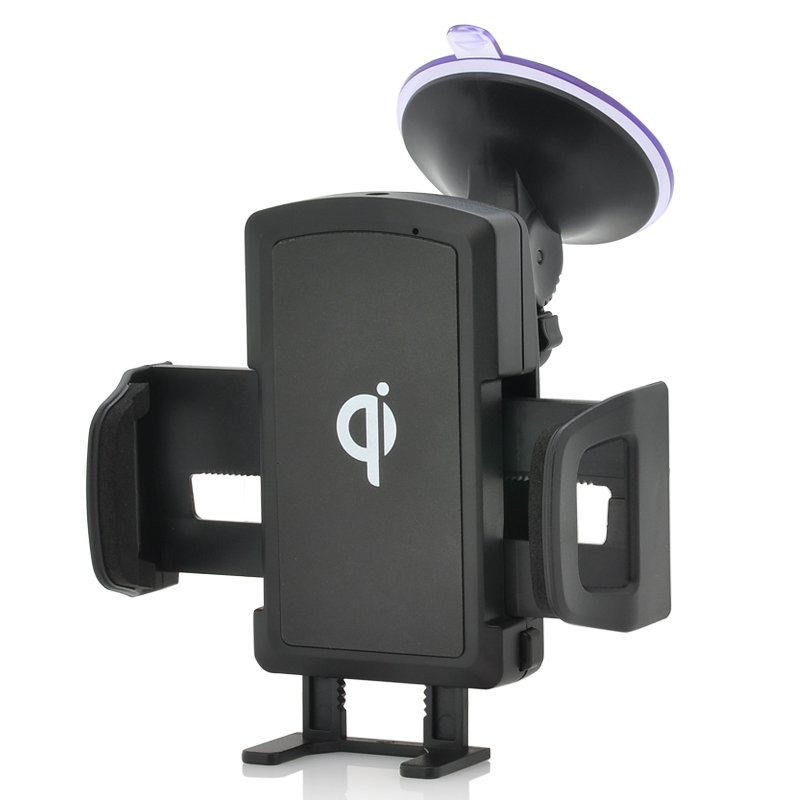 Car Mounted Wireless Qi Charger 'Qi Rider' - For Qi Standard Compatible Phones