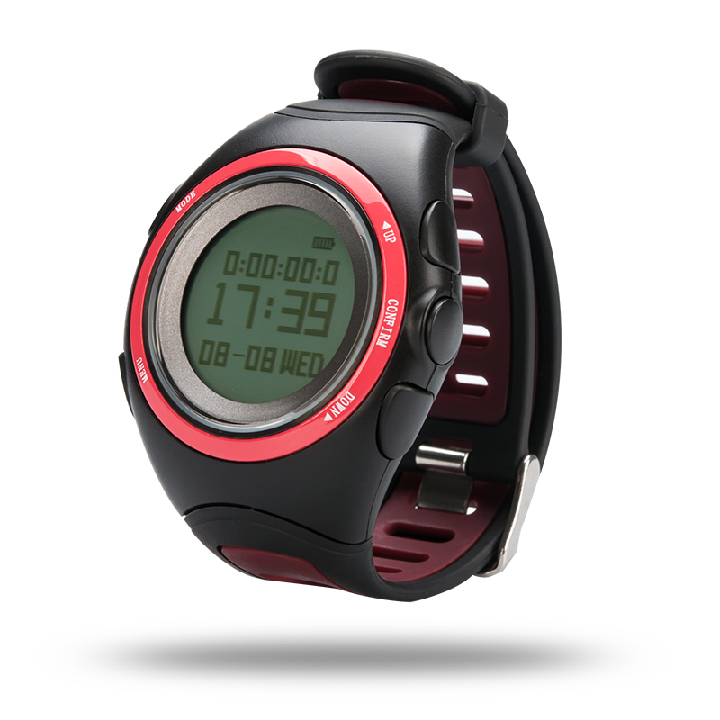 Heart Rate Monitor Sports Watch - Bluetooth, Vibration Alert for Incoming Calls