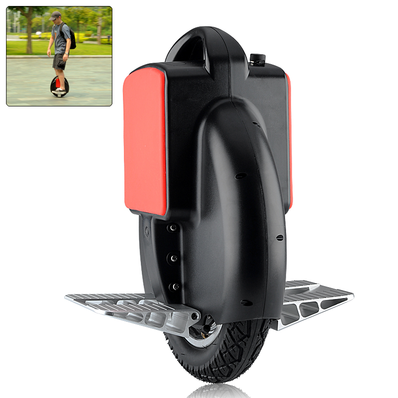 Electric Unicycle 'Uni-Wheel' - 350 Watts, 35000mAh Samsung Lithium Battery, Up To 20km/h, 90 Minutes Charge Time