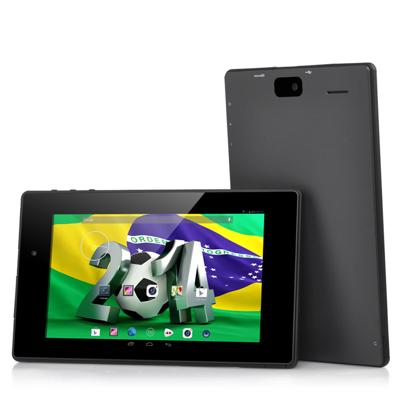 7 Inch IPX7 Waterproof Tablet PC 'Neptune X' - 1024x800 IPS Screen, Built-in GPS, Allwinner A31S Quad Core Processor