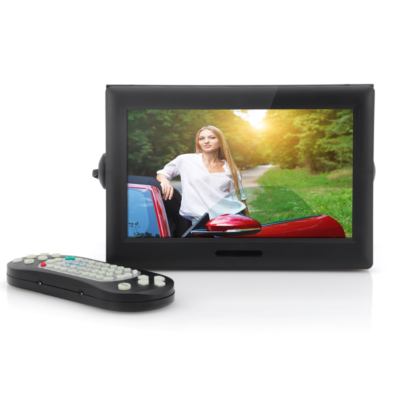 9 Inch Car Roof Mounted Monitor with DVD Player - 800x480 Resolution, Built-in Wireless Game Function