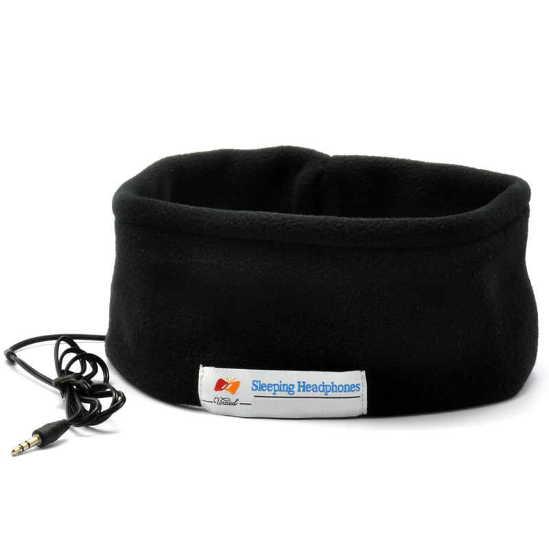 Sleeping Mask with Headphones - 3.5mm Audio Jack