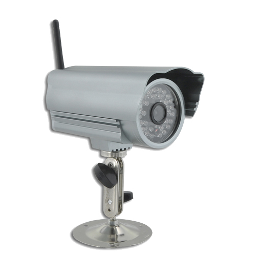 IP Security Camera with Wi-Fi 'Skynet One' - Nightvision, 100FPS, 30 IR LEDs