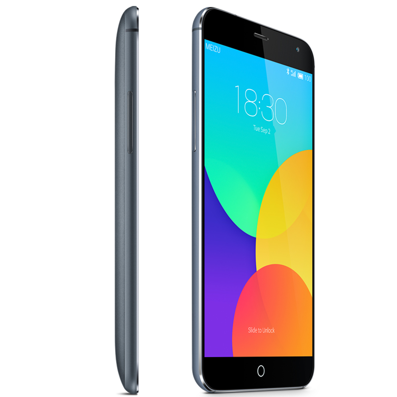 Meizu MX4 4G Smartphone - 32GB Capacity, International Version (Gray) + Free Express Shipping Refund