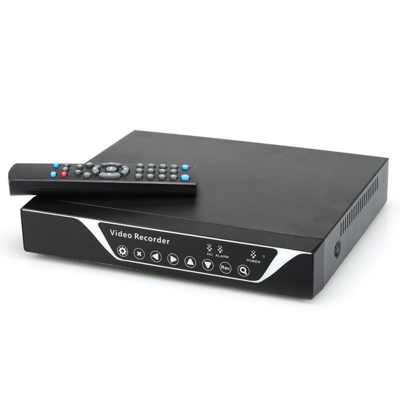 4CHx 960H + 2CHx 720p DVR - H.264 Video Compression, HDMI Support, Motion Detection, Windows 8 Style Software