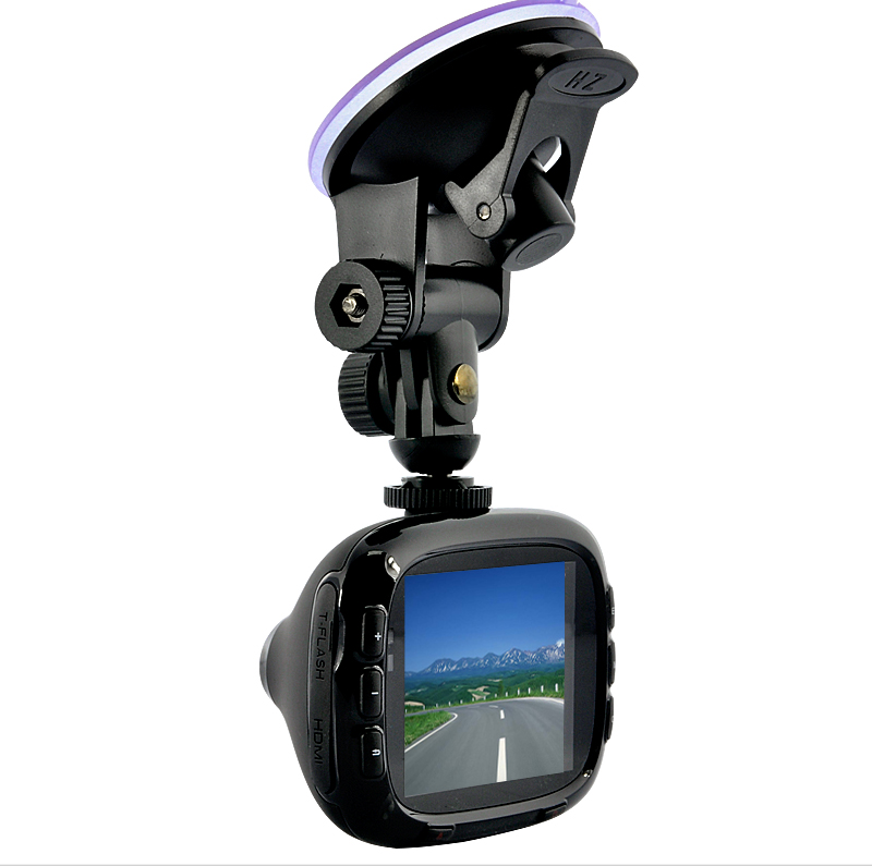 Car DVR - 1080p, 2.7 Inch Screen, Motion Detection, 16x Zoom