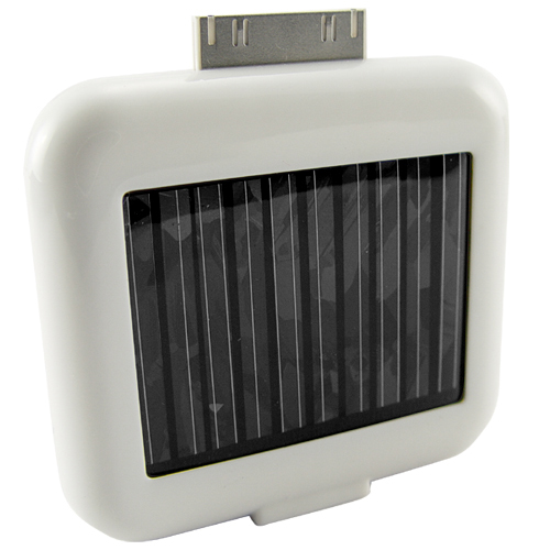 Solar Battery Charger - iPhone, iPod, USB Devices