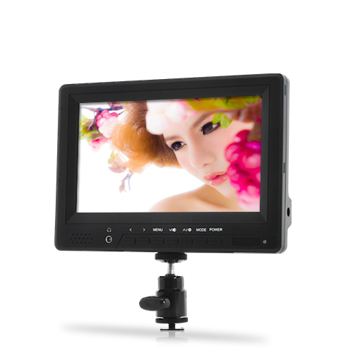 7 Inch On-Camera HD DSLR Monitor 'ProXeye' - 1080P, HDMI In + Out