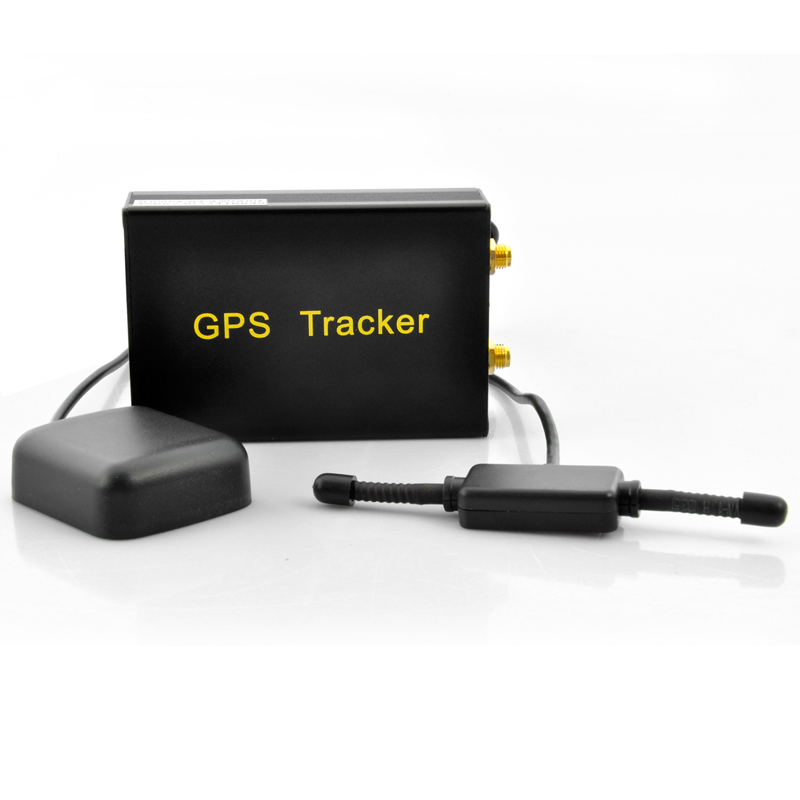 Car GPS Tracker - Real Time Tracking, Engine Cut Off