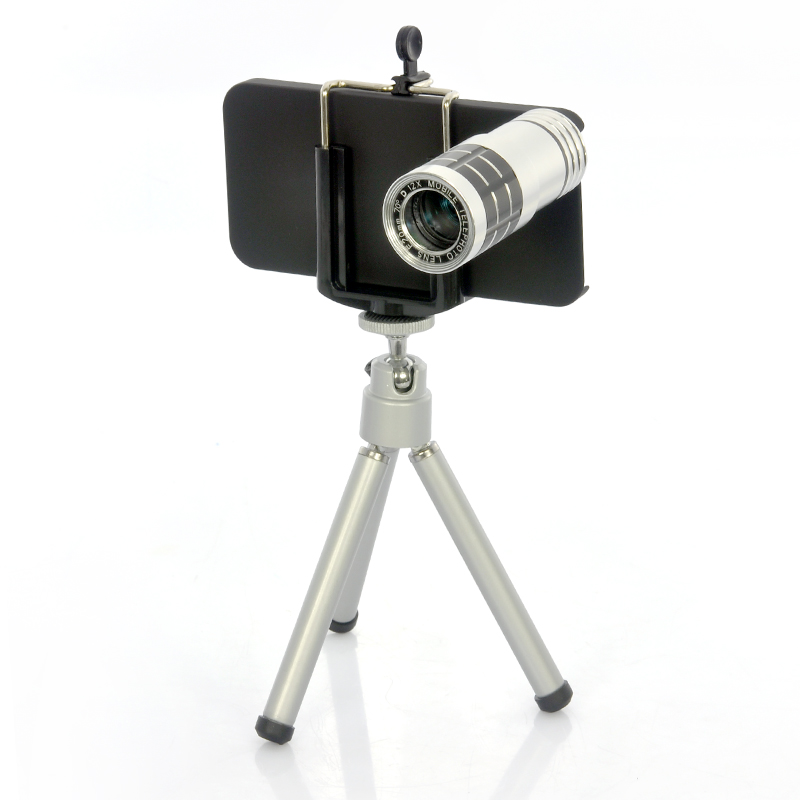 Telephoto Lens for iPhone 5 -12x Zoom