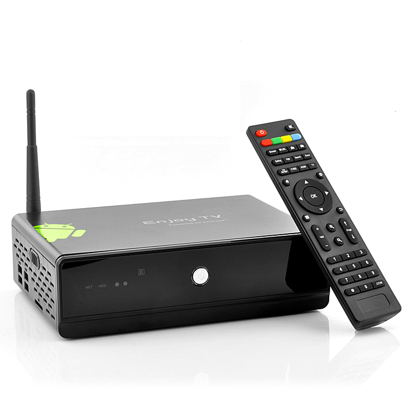 Android 4.0 TV+PC Box 'EZTV' - HDD Bay, WiFi, Media Player