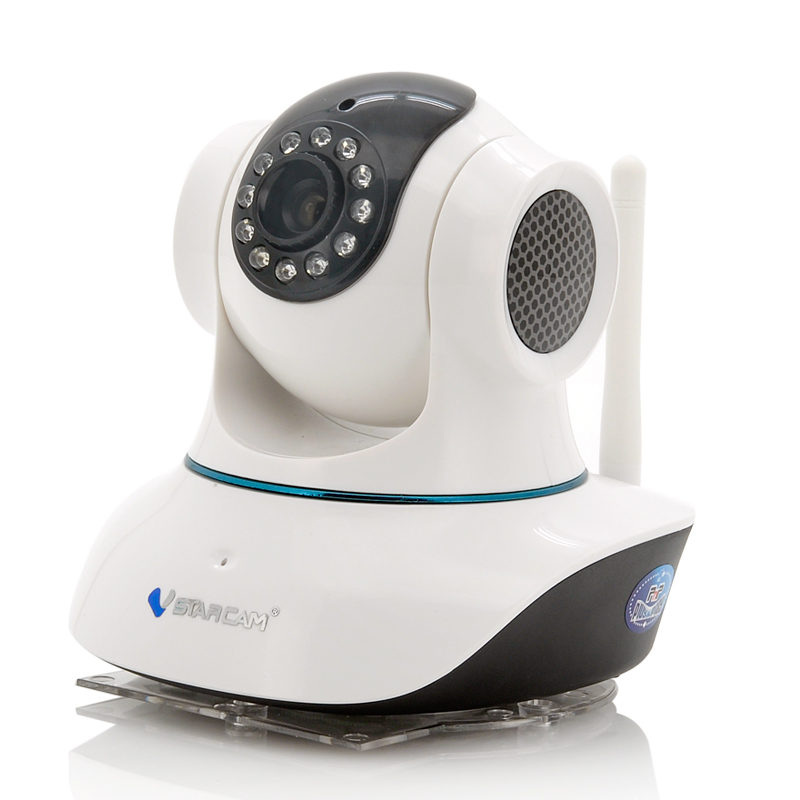 IP Camera 'Star-Cam' - Night Vision, Plug + Play, IR-Cut