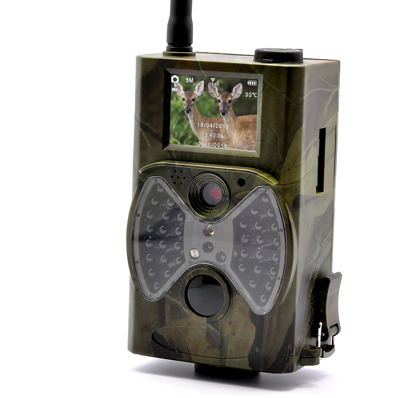 Game Hunting Camera 'Wildview' - 1080p HD, PIR Motion Detection, Night Vision, MMS Viewing, 2 Inch Screen