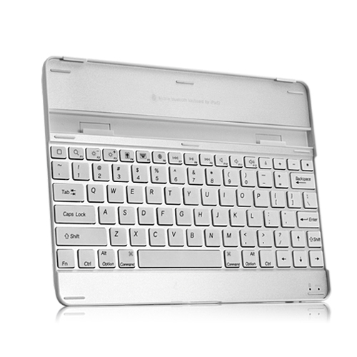 Ultra-thin Bluetooth Keyboard Case for iPad2