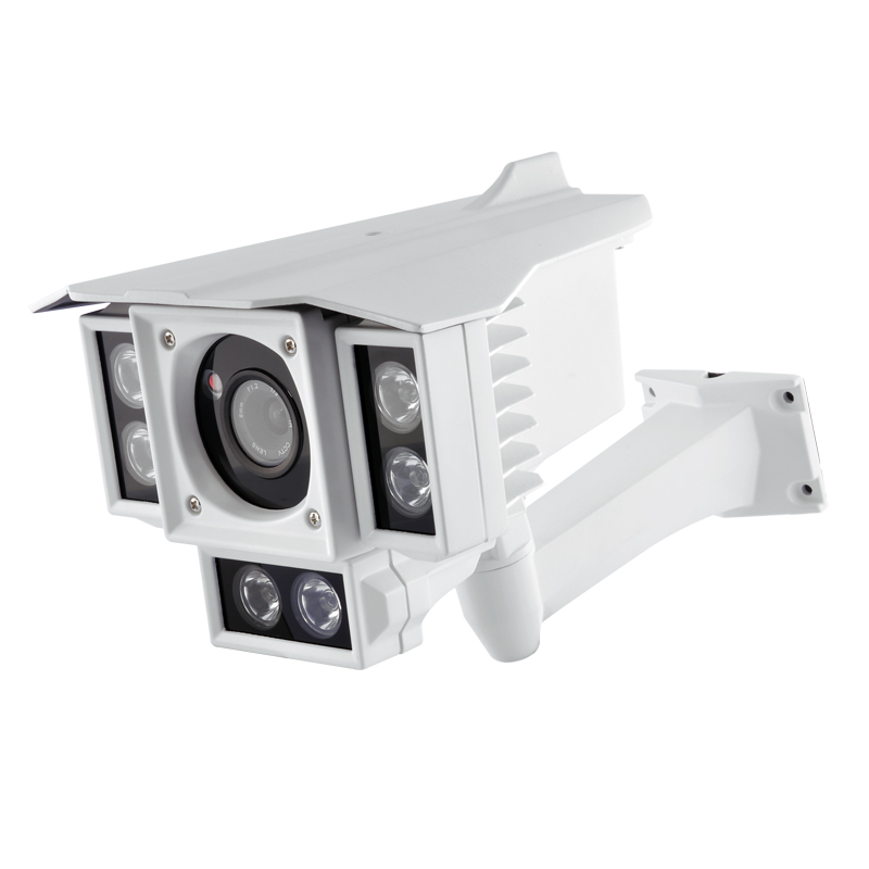 Outdoor Weatherproof CCTV Camera - 6x Array LEDs, 60 Meter Night Visibility Range, 800TVL