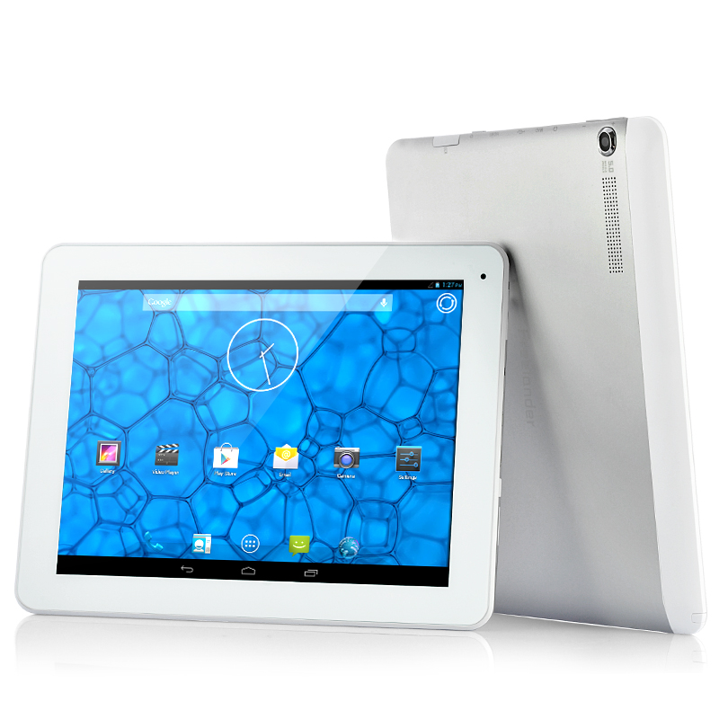 Freelander PD80 9.7 Inch 3G Tablet - MTK8382 Quad Core 1.3GHz CPU, Android 4.2 OS, 16GB ROM, OTG