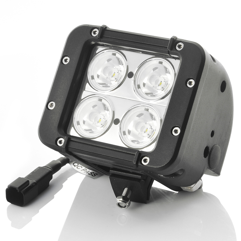 CREE LED High Power Spotlight - For Truck /Off Road ATV, 2800 Lumens, 4.6 Inch