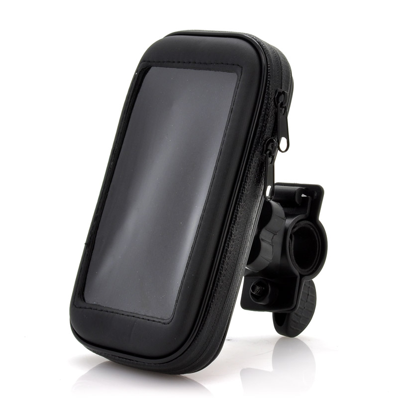 Bicycle Mount for Samsung Galaxy S4 - 360 Degree Rotating Mount, Soft Case