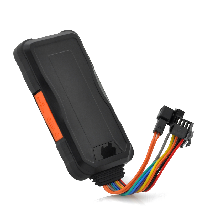 Real Time GPS Tracker - Quad Band, For Vehicles + Motorcycles