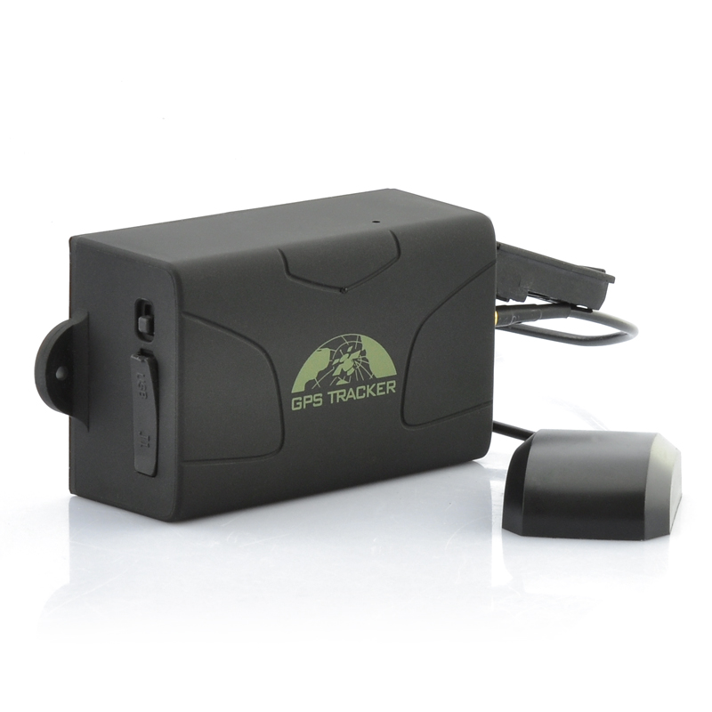 Real-Time Car GPS Tracker - Magnetic, Weatherproof