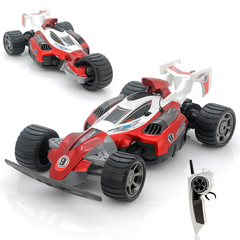 1:12 Transforming RC Car 'TriFormula' - 3-in-1 Car, 22Km/H Top Speed, Interchangeable Wheels
