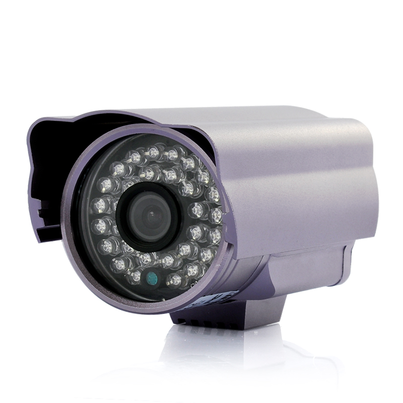 Night Vision Security Camera - 1/3 Inch SONY EXview HAD CCD II, 650 TVL