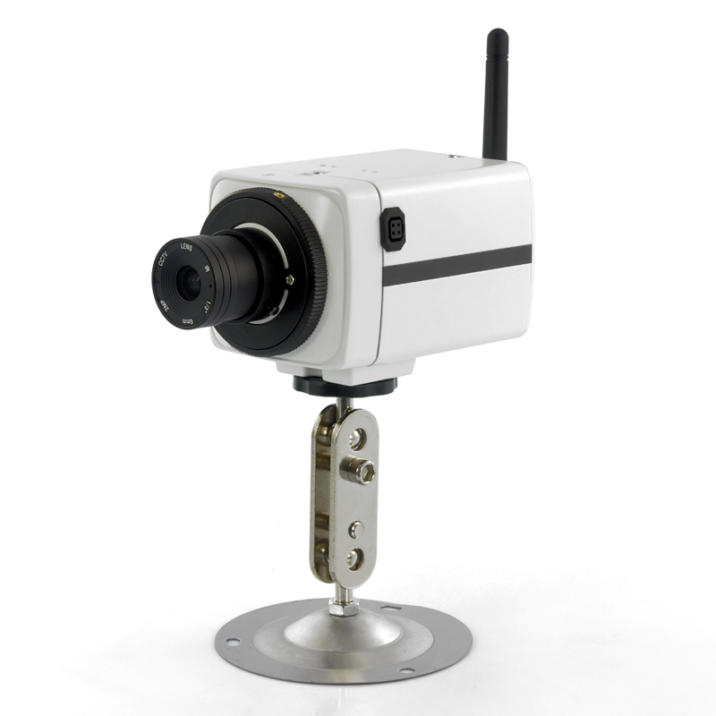 720p Indoor IP Camera - H.264, WiFi
