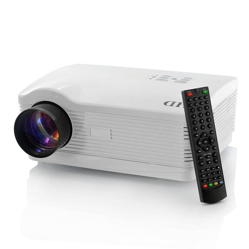 LED HD Projector 'HD Dream' - 1280x768, 3000 Lumens, 2000:1