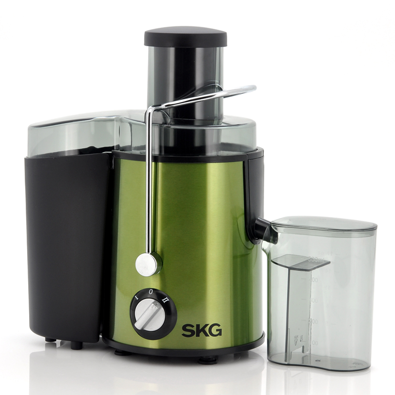 Electric Juice Maker 'SKG GS-310L' - 400 Watt, Stainless Steel Filter, 550ml Capacity