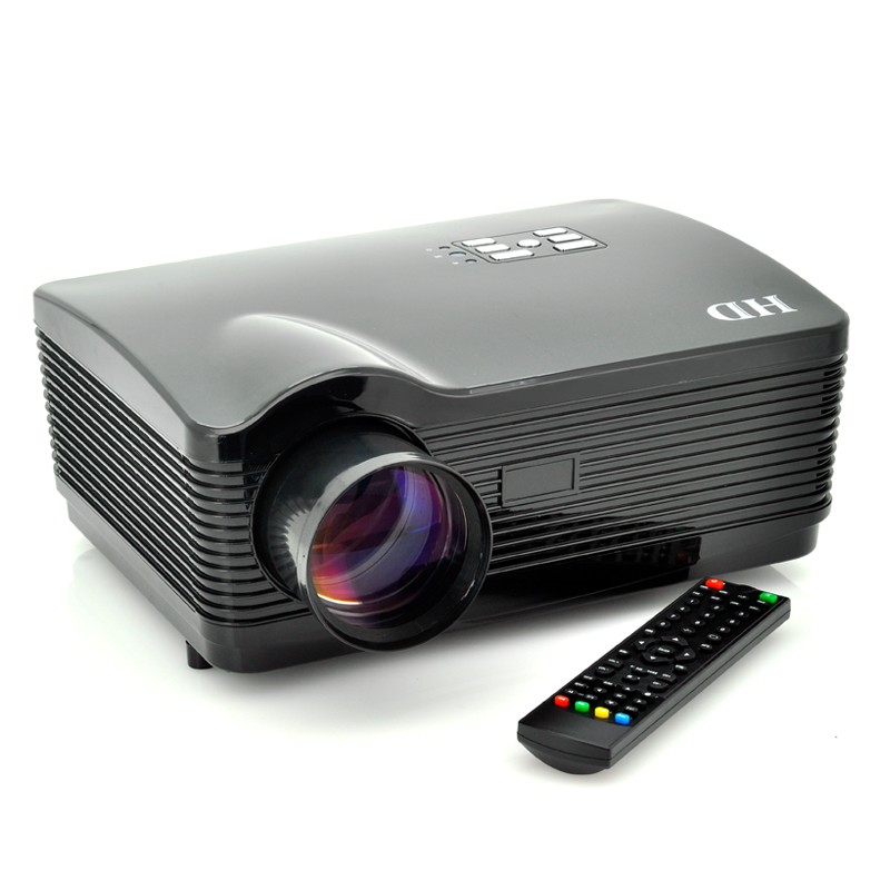 LED HD Projector 'HD Panther' - 2000:1, 3000 ANSI Lumens, 1280x768, DVB-T