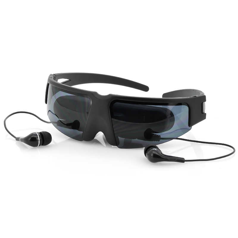 Virtual AV Video Glasses 'SFX' - 52 Inch Virtual Screen, AV IN