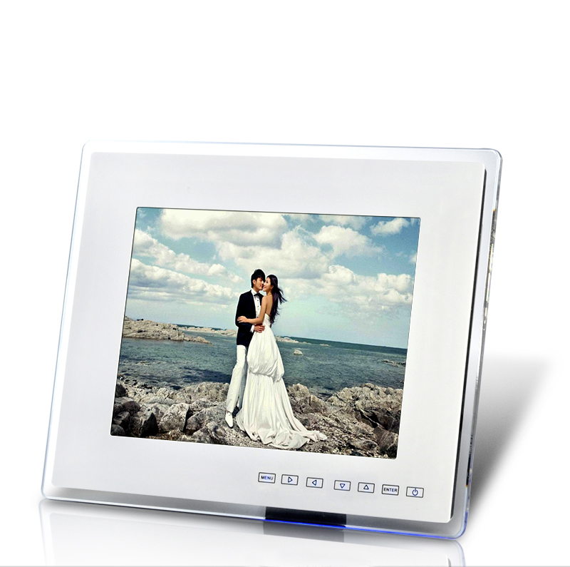 12 Inch Digital Photo Frame 'Masterpiece' - Media Player, Remote Control
